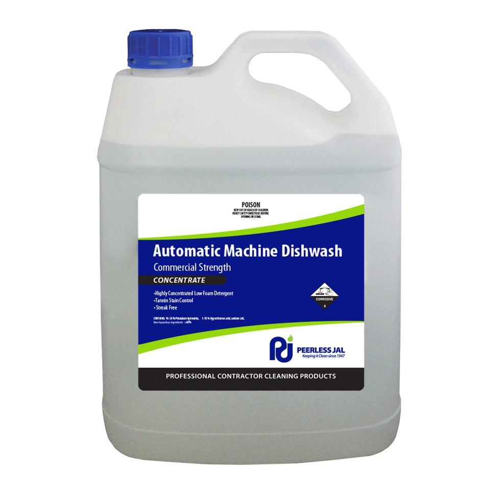 Peerless JAL Auto Machine Dishwash 4.5L