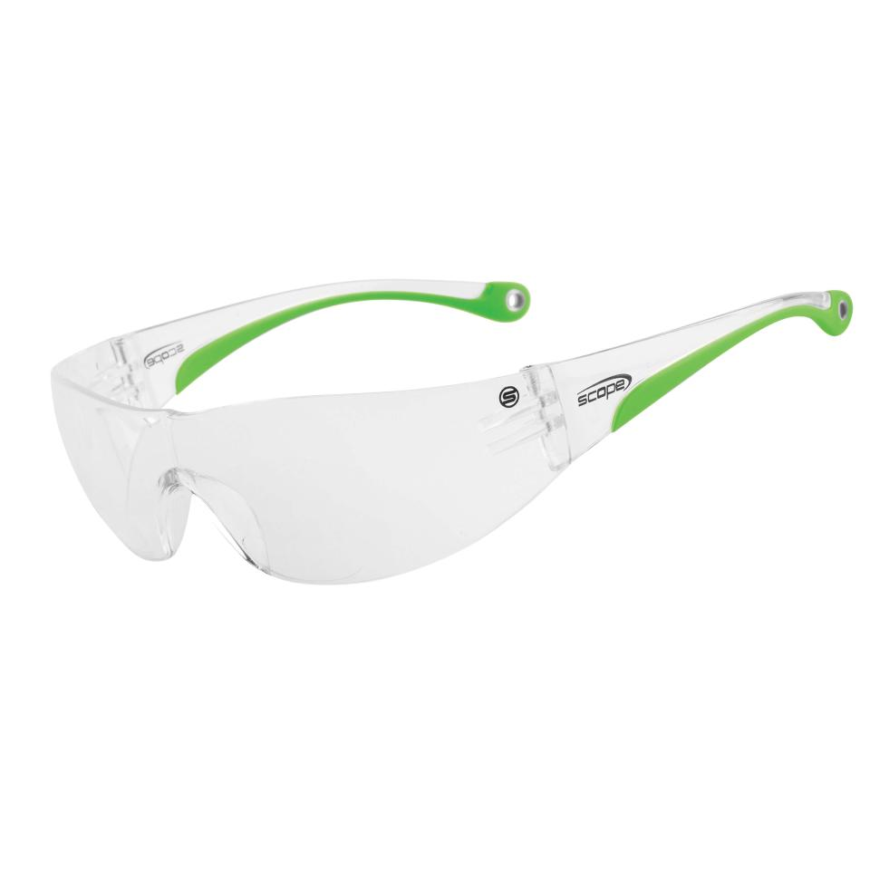 Maxvue Clear +2 Lens Safety Spectace