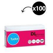 Envelope DL Peel N Seal 110X220mm Pack 100