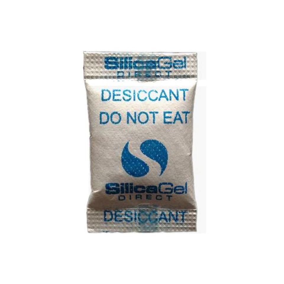 1 Gram Silica Gel Desiccant In Tyvek Bag 10000 Per Carton