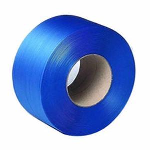 H12 Poly Strap 12X1000m 0.60 Blue Emb Dispenser