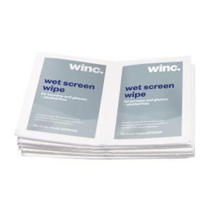 Winc Wet Screen Wipes - 100-Pack