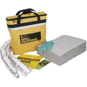 3M General Purpose Spill Kit Cabin Bag 35 Litre