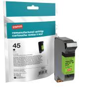 Winc CSIH-R45BA Black Ink Cartridge