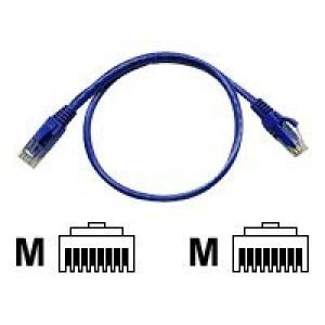 Comsol RJ45 Cat 5e Patch Cable - 1 m - Blue Image