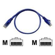 Comsol RJ45 Cat 5e Patch Cable - 1 m - Blue