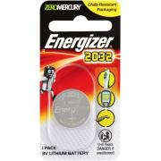 Energizer CR2032 3V Lithium Coin Battery