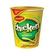 Maggi 2 Minute Noodle Cup Chicken Carton 12