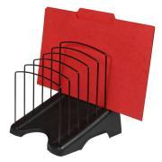 Arnos Eco-Tidy Step File Organiser Black