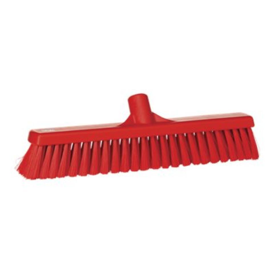 Vikan 28/31794 Broom Head Medium 435mm Red