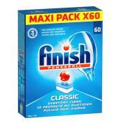 Finish Classic Dishwasher Tablet Box 60