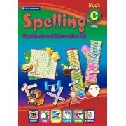 Spelling Workbook Interactive Book C Ages 7 - 8