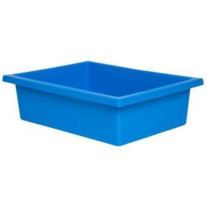 Elizabeth Richards Plastic Tote Tray 125(h) x 320(w) x 430(d)mm Light Blue