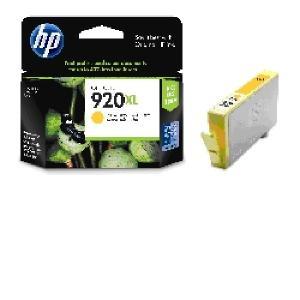 HP 920XL Yellow Ink Cartridge - CD974AA