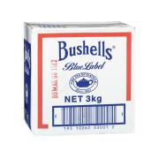 Bushells Blue Label Black Loose Leaf Tea Carton 3kg