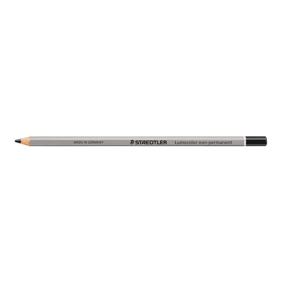 Staedtler 108-9 Pencils Omnichrom Black Non-Permanent