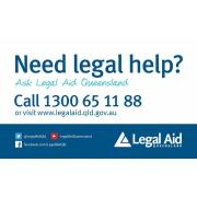 Legal Aid Queensland 1300 65 11 88 Wallet Card Box Of 250
