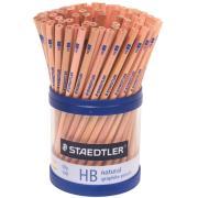 Staedtler Natural Graphite Pencils HB Tub 100