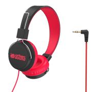 Verbatim Urban Sound Kid's Headphones Red/Black