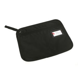 Marbig Convention Satchel Zipped Fabric Black