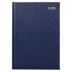 Winc 2020 Hardcover Diary A5 Week to View Navy