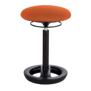 Safco Twixt Chair Desk Height Orange