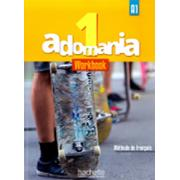 Adomania 1/a1 Workbook English Version & Cd & Parcours Digital Code