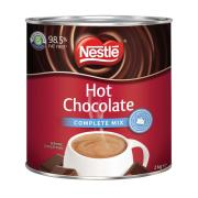 Nestle Hot Chocolate Complete Mix 2kg Tin