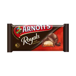 Arnotts Royals Dark Chocolate 200g