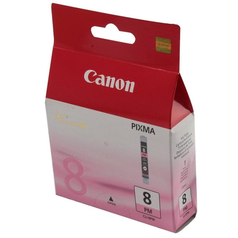 Canon PIXMA CLI-8PM Photo Magenta Ink Cartridge