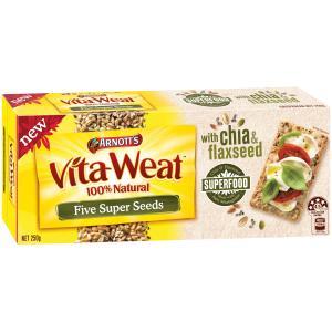 Arnotts Vita-Weat Superfoods 5 Seeds 250g