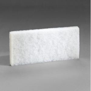 3m Doodlebug White Cleansing Pad 254X117mm