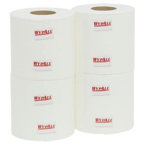 Wypall 94121 Centrefeed Roll 1 Ply 19cmx300m Carton 4
