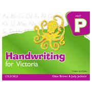 Oxford University Press Handwriting for VIC 3rd Edition Prep Elske Brown