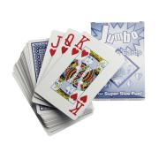 Educational Colours Jumbo Playing Cards 10X15cm