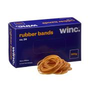 Winc Rubber Bands No. 34 500g