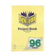 Spirax 144 A4 Project Book 96 pages 8mm Ruled
