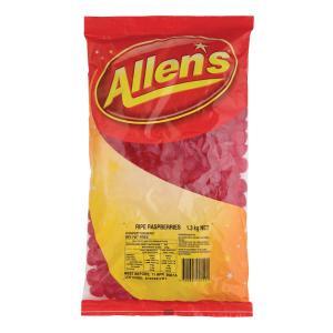 Allens Raspberries 1.3kg