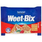 Sanitarium Weet-Bix Cereal Portion Control 30g Carton 60