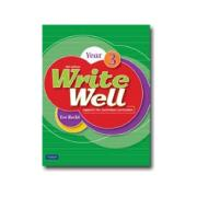 Pearson Write Well 6th Ed Year 3 Eve Recht