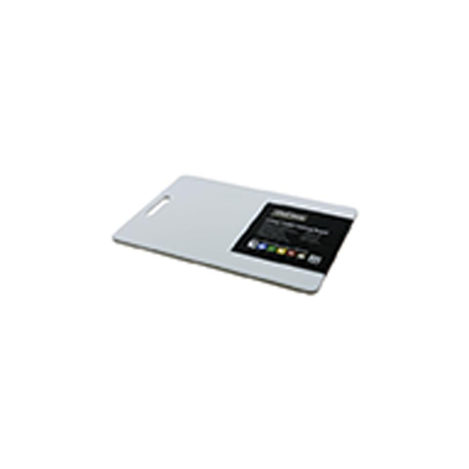 Cutting Board PP 300X450X12mm White Handle