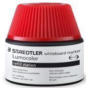 Staedtler Whiteboard Marker Ink Refill Red