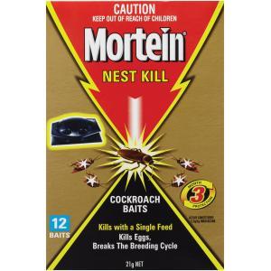 Mortein Plus Nest Kill Pack 12