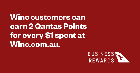 Winc Qantas Business Rewards Program